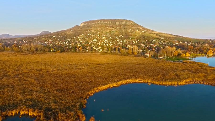 Varga Norbert Badacsony Dron Video Legivideo CsodalatosBalaton